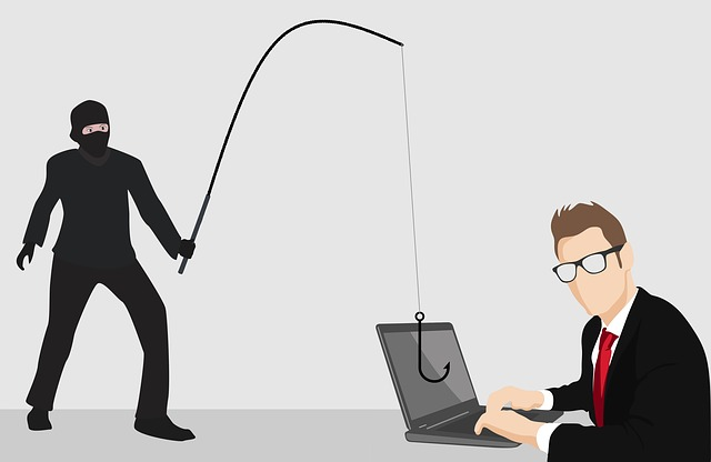 ilustrace kyberzločinu