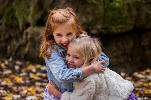 děti, malé holky